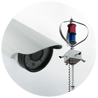VisionEye - remote CCTV system
